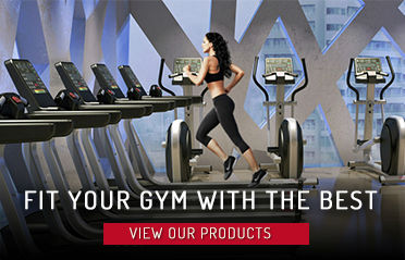 fit your gym with the best - view our products