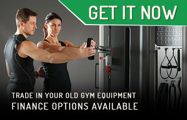 Trade in your old gym equipment and finance your new gym gear
